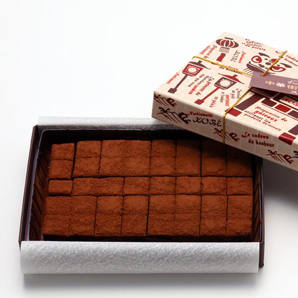 中華街の石畳 (スイート)