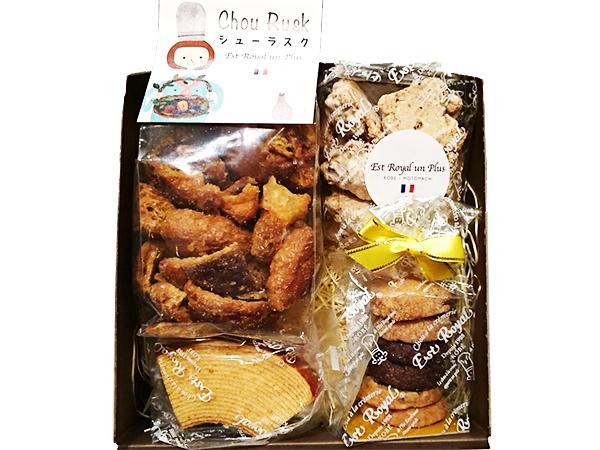 焼き菓子ボックス(小)